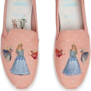 Disney x TOMS Sleeping Beauty